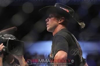 Donald Cerrone and Vagner Rocha at UFC 131
