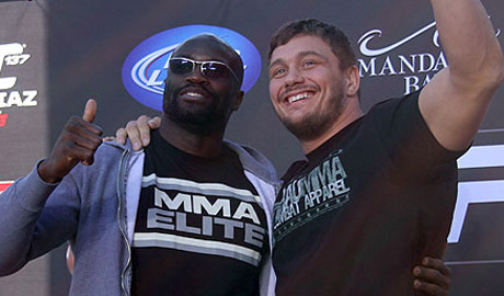 Cheick-Kongo-Matt-Mitrione-UFC-137-press-01-460x270