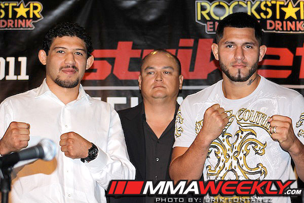 Gilbert Melendez and Jorge Masvidal