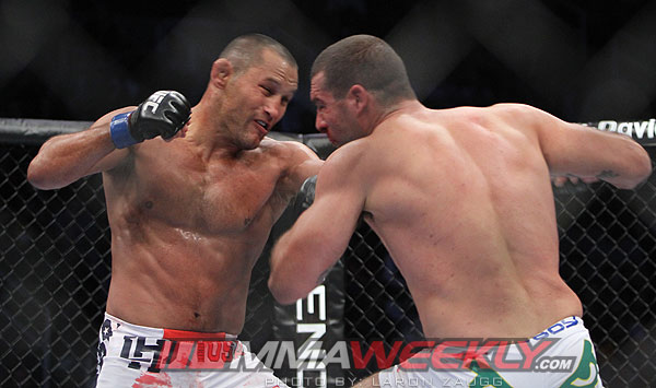 Dan Henderson and Shogun Rua - UFC Fight