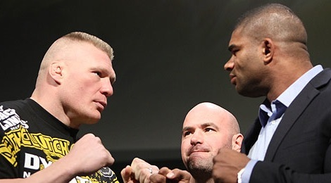 Overeem and Lesnar 470x260
