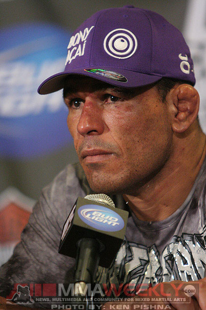 Antonio Rodrigo Nogueira at UFC 102
