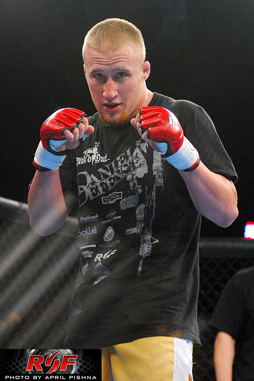 Justin Gaethje - Ring of Fire 41