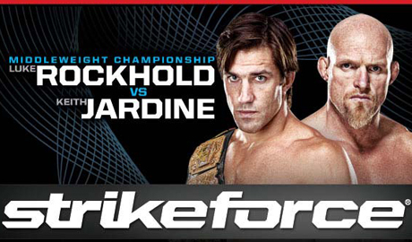 Strikeforce: Rockhold vs. Jardine