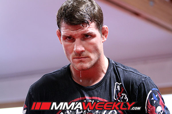Michael Bisping - UFC on Fox 2