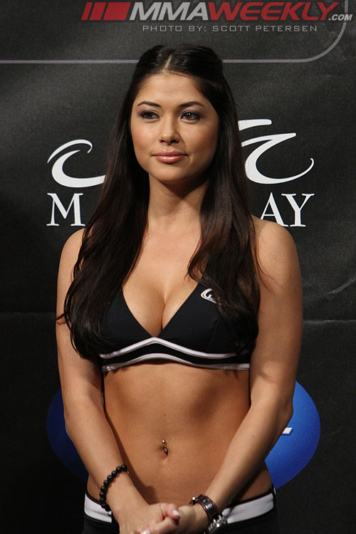 You will arianny celeste ring girl are not