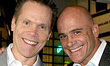 Bas Rutten and Stephen Quadros