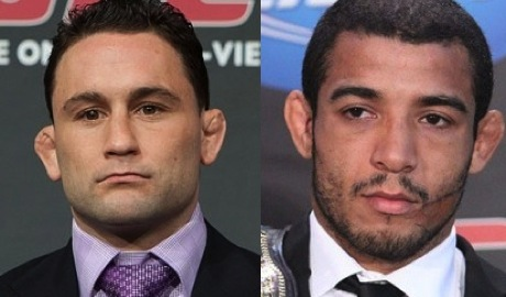 Frankie Edgar and Jose Aldo
