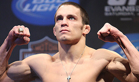 Jake Ellenberger UFC 108