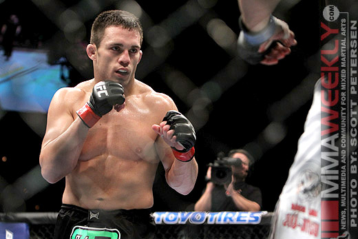 Jake Ellenberger UFC 126