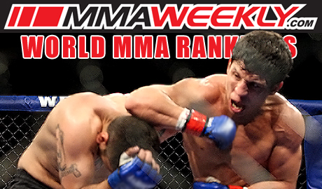 Top 10 MMA Rankings