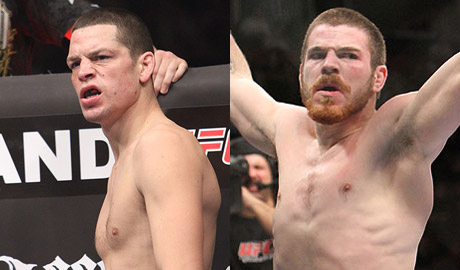 Nate Diaz vs Jim Miller UFC on Fox 3