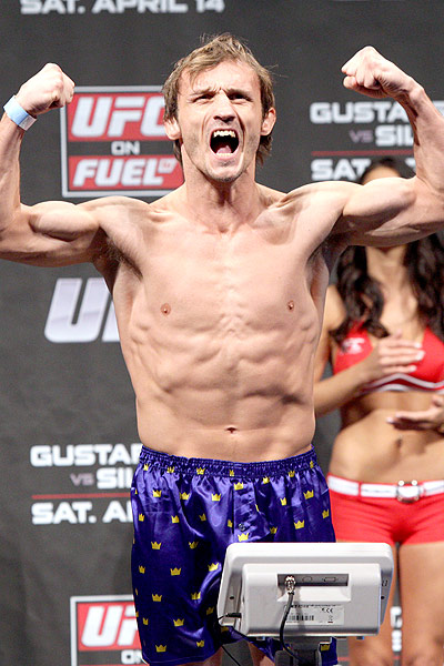 Brad Pickett at UFC on Fuel TV 2