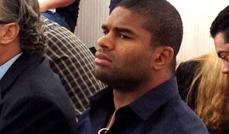 Alistair Overeem 42412 NSAC Hearing