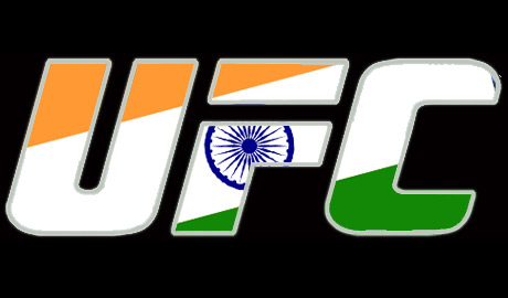 ufc launches efforts in india tv deal in place mmaweekly com rh mmaweekly com ucf logistics ufc logo shirt