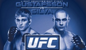 UFC on Fuel TV 2 Poster