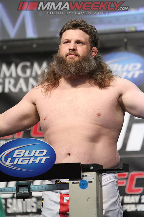 Roy Nelson at UFC 146