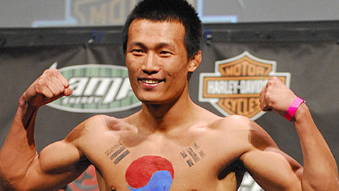 Chan Sung Jung Korean Zombie WEC 51