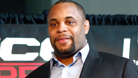 Daniel Cormier Strikeforce