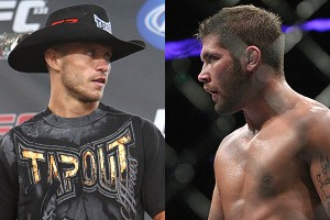 Donald Cerrone and Jeremy Stephens UFC on Fuel TV 3