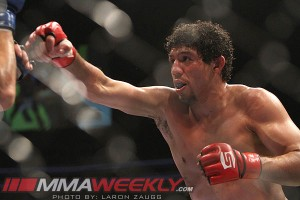 Gilbert Melendez at Strikeforce Barnett vs. Cormier