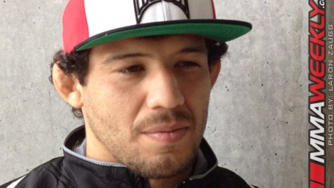 Gilbert Melendez - Strikeforce Barnett vs Cormier