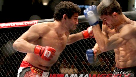 Gilbert Melendez vs. Josh Thomson - Strikeforce Barnett vs. Cormier