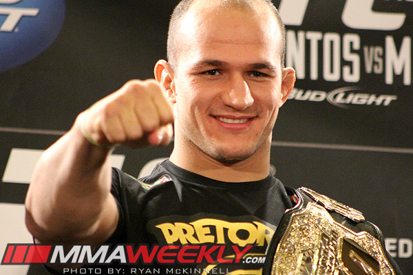 Junior dos Santos UFC 146
