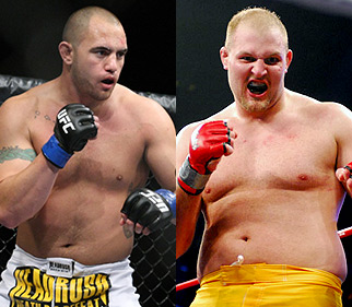 Travis Browne vs Ben Rothwell