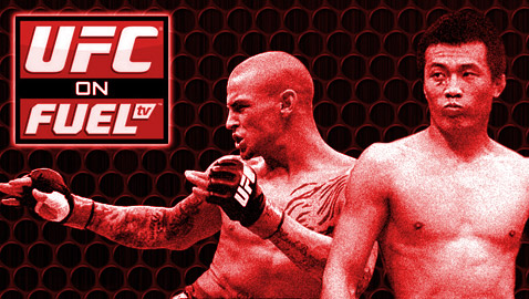 UFC on Fuel TV 3 - Dustin Poirier and Korean Zombie Chan Sung Jung