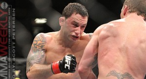 Frankie Edgar at UFC 125