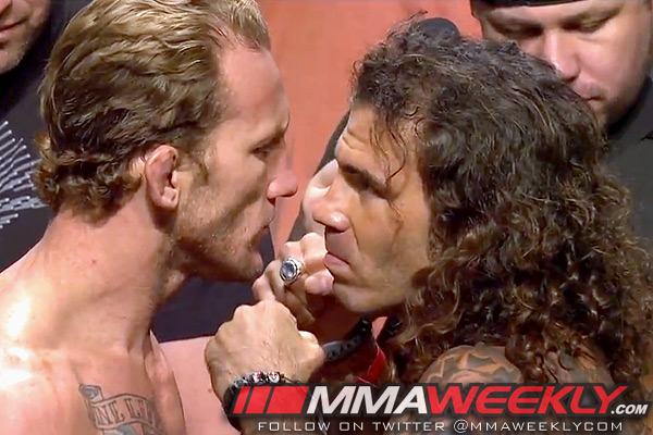 Gray Maynard vs. Clay Guida UFC on FX 4 weigh-ins