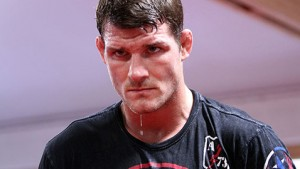 Michael Bisping at UFC on Fox 2