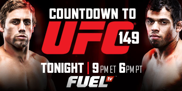 Countdown to UFC 149