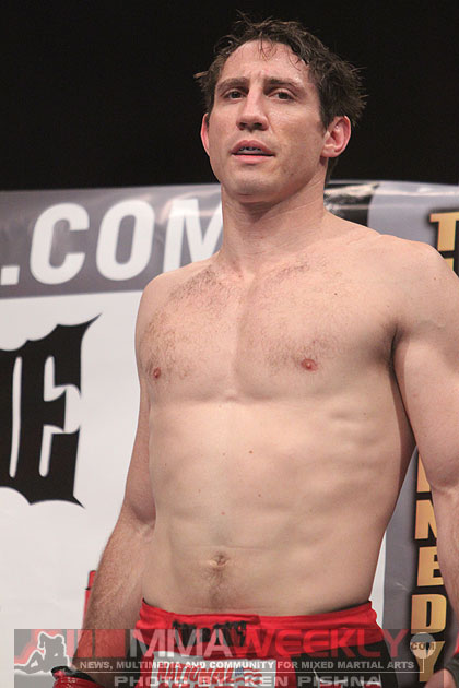 Tim Kennedy Strikeforce