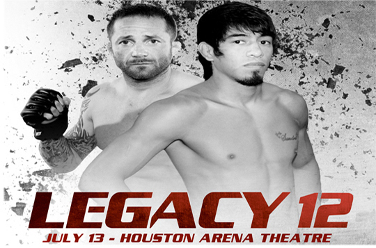 Legacy FC 12 Poster