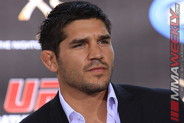 Patrick Cote at the UFC 148 Press Conference