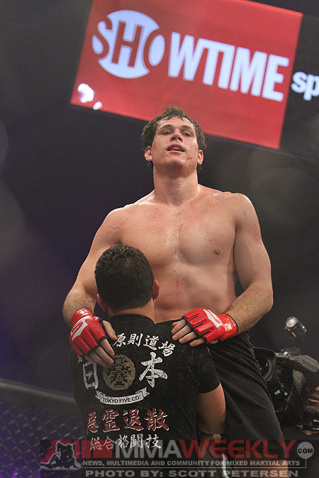 Roger Gracie - Strikeforce