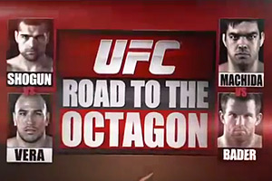 UFC Road to the Octagon Shogun vs Vera