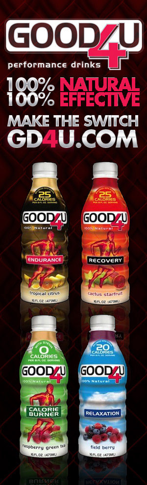 Good4U Energy Drinks