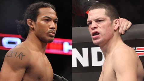 Benson Henderson vs Nate Diaz - UFC on Fox 5