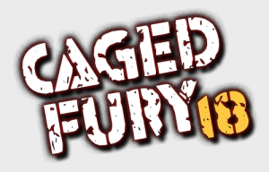 Caged Fury 18 Logo