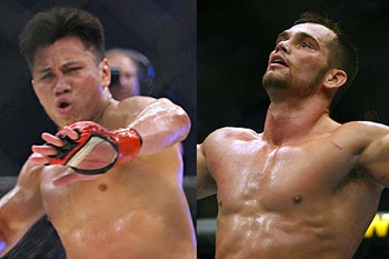 Cung Le vs Rich Franklin