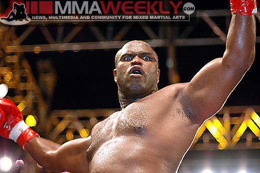Gary Goodridge at K-1 Hawaii 2005