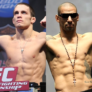 Jake Ellenberger vs Jay Hieron