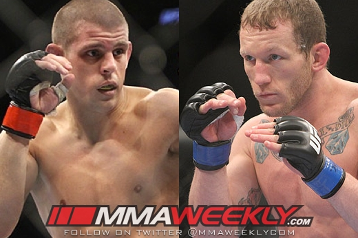 Joe Lauzon vs Gray Maynard UFC 155