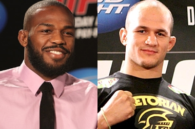 Jon Jones vs Junior dos Santos