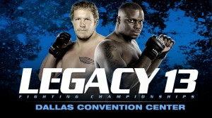 Legacy FC 13 Poster
