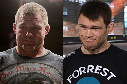 Matt Hughes and Forrest Griffin - Retirement