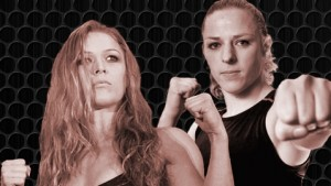 Ronda Rousey vs Sarah Kaufman - Strikeforce